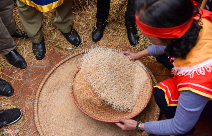 Rice cooking contest brings good fortune for new year, entertainment events, entertainment news, entertainment activities, what's on, Vietnam culture, Vietnam tradition, vn news, Vietnam beauty, news Vietnam, Vietnam news, Vietnam net news, vietnamnet new