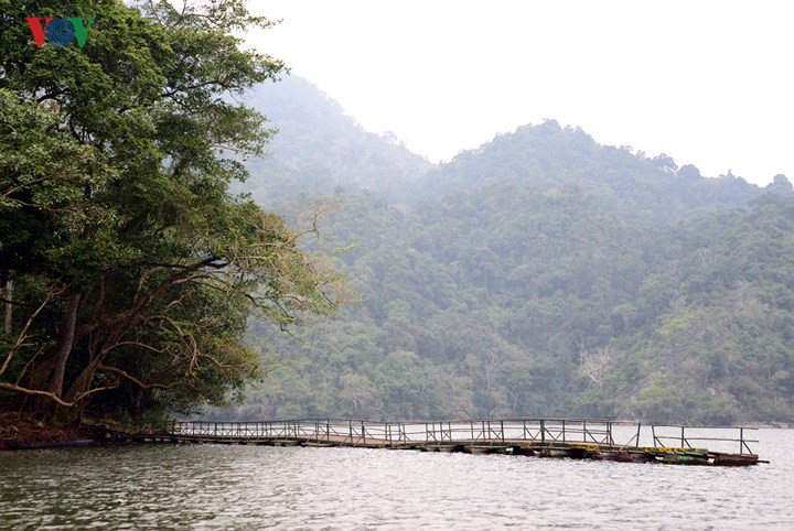 The pastoral solitude of Ba Be Lake in spring, travel news, Vietnam guide, Vietnam airlines, Vietnam tour, tour Vietnam, Hanoi, ho chi minh city, Saigon, travelling to Vietnam, Vietnam travelling, Vietnam travel, vn news