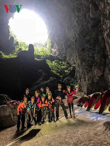 Exploring Son Doong cave in early spring, travel news, Vietnam guide, Vietnam airlines, Vietnam tour, tour Vietnam, Hanoi, ho chi minh city, Saigon, travelling to Vietnam, Vietnam travelling, Vietnam travel, vn news