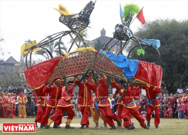 Two spring festivals become national heritages, entertainment events, entertainment news, entertainment activities, what's on, Vietnam culture, Vietnam tradition, vn news, Vietnam beauty, news Vietnam, Vietnam news, Vietnam net news, vietnamnet news, viet