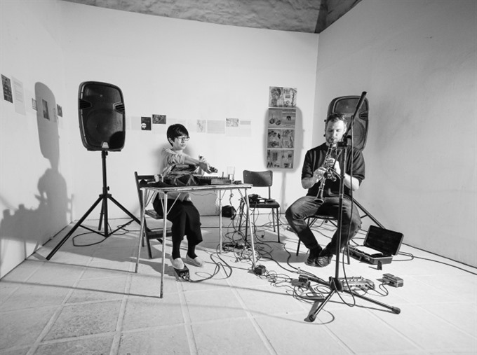 Heritage Space concert series presents experimental musicians, entertainment events, entertainment news, entertainment activities, what's on, Vietnam culture, Vietnam tradition, vn news, Vietnam beauty, news Vietnam, Vietnam news, Vietnam net news, vietna