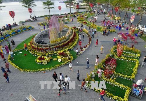 Da Nang City hosts slew of festive events, travel news, Vietnam guide, Vietnam airlines, Vietnam tour, tour Vietnam, Hanoi, ho chi minh city, Saigon, travelling to Vietnam, Vietnam travelling, Vietnam travel, vn news