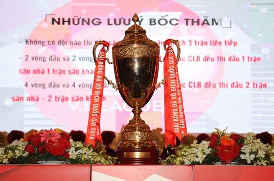 V.League to begin on March 10, Sports news, football, Vietnam sports, vietnamnet bridge, english news, Vietnam news, news Vietnam, vietnamnet news, Vietnam net news, Vietnam latest news, vn news, Vietnam breaking news