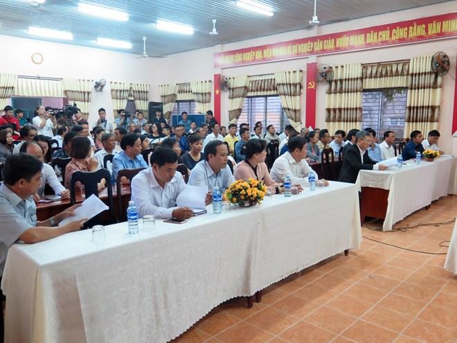 Da Nang officially stops operations of polluting steel factories, environmental news, sci-tech news, vietnamnet bridge, english news, Vietnam news, news Vietnam, vietnamnet news, Vietnam net news, Vietnam latest news, Vietnam breaking news, vn news