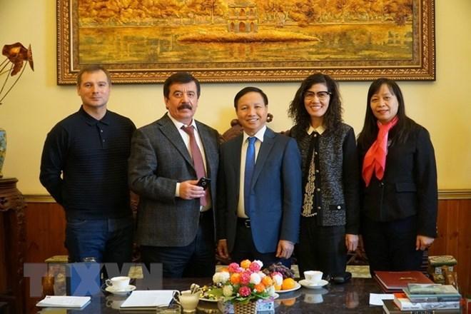 Đại học hàng đầu nước Nga sẵn sàng chào đón các tài năng Việt