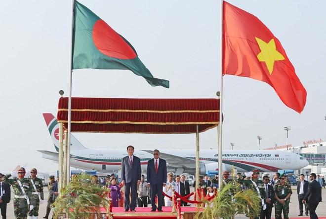 Bangladeshi newspaper highlights Vietnamese President's visit, Government news, Vietnam breaking news, politic news, vietnamnet bridge, english news, Vietnam news, news Vietnam, vietnamnet news, Vietnam net news, Vietnam latest news, vn news