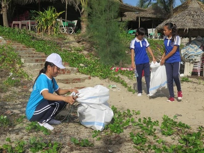 Environment protection campaign launched nationwide, Vietnam environment, climate change in Vietnam, Vietnam weather, Vietnam climate, pollution in Vietnam, environmental news, sci-tech news, vietnamnet bridge, english news, Vietnam news, news Vietnam,