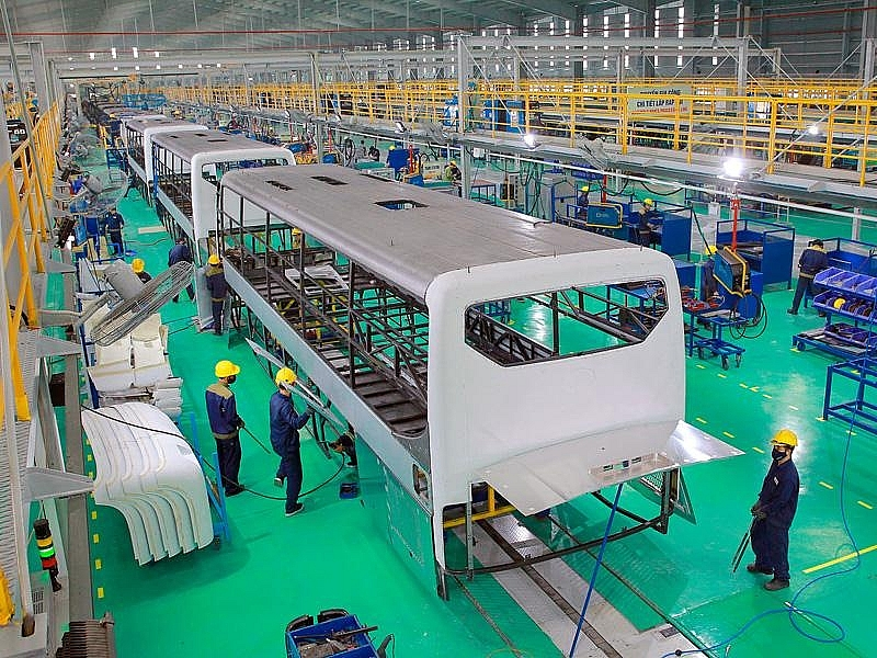 Developing domestic automobile industry to counter imports, vietnam economy, business news, vn news, vietnamnet bridge, english news, Vietnam news, news Vietnam, vietnamnet news, vn news, Vietnam net news, Vietnam latest news, Vietnam breaking news