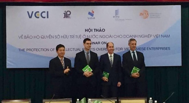 WIPO helps Vietnamese firms in IP protection, vietnam economy, business news, vn news, vietnamnet bridge, english news, Vietnam news, news Vietnam, vietnamnet news, vn news, Vietnam net news, Vietnam latest news, Vietnam breaking news