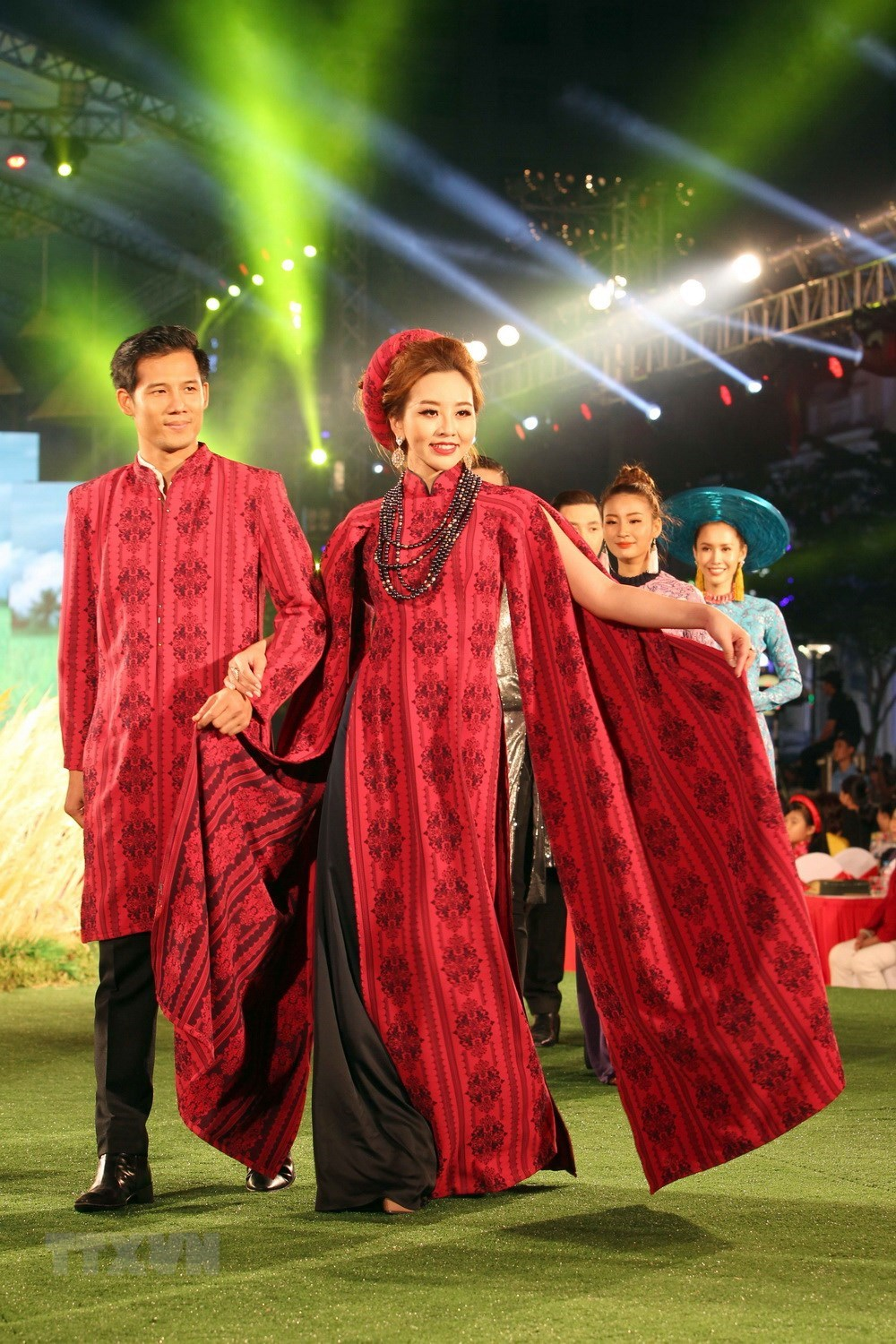 """""""Ho Chi Minh City Charming Ao Dai"""" festival, entertainment events, entertainment news, entertainment activities, what's on, Vietnam culture, Vietnam tradition, vn news, Vietnam beauty, news Vietnam, Vietnam news, Vietnam net news, vietnamnet news, vietnam"""
