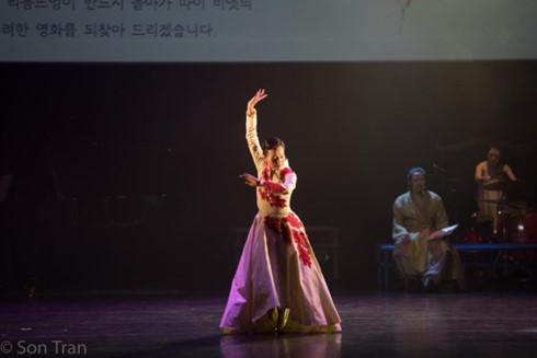 Korean choreographer to perform Truyen Kieu-based dance, entertainment events, entertainment news, entertainment activities, what's on, Vietnam culture, Vietnam tradition, vn news, Vietnam beauty, news Vietnam, Vietnam news, Vietnam net news, vietnamnet n