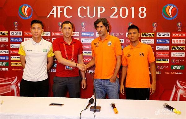 AFC Cup, Song Lam Nghe An, Vietnam economy, Vietnamnet bridge, English news about Vietnam, Vietnam news, news about Vietnam, English news, Vietnamnet news, latest news on Vietnam, Vietnam