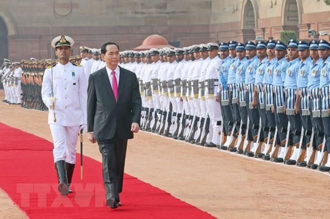 President's India and Bangladesh visits reap successes, Government news, Vietnam breaking news, politic news, vietnamnet bridge, english news, Vietnam news, news Vietnam, vietnamnet news, Vietnam net news, Vietnam latest news, vn news