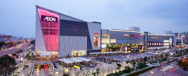 Changing retail landscape and the rise of shopping malls, vietnam economy, business news, vn news, vietnamnet bridge, english news, Vietnam news, news Vietnam, vietnamnet news, vn news, Vietnam net news, Vietnam latest news, Vietnam breaking news