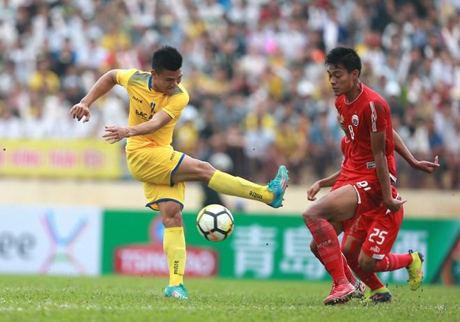 AFC Cup 2018: Song Lam Nghe An draw with Persija Jakarta, Sports news, football, Vietnam sports, vietnamnet bridge, english news, Vietnam news, news Vietnam, vietnamnet news, Vietnam net news, Vietnam latest news, vn news, Vietnam breaking news