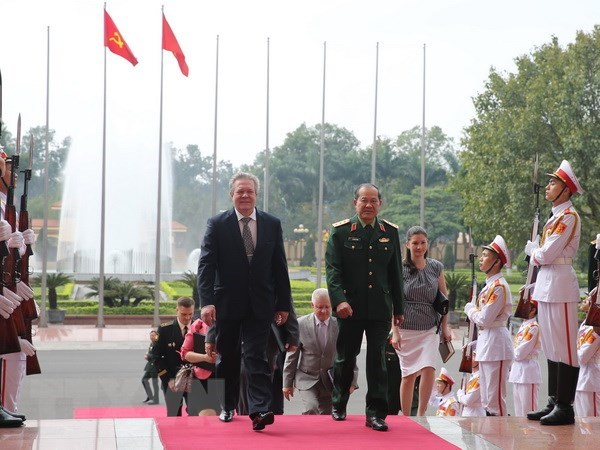 Vietnam, Russia agree to further strengthen military technical cooperation, Government news, Vietnam breaking news, politic news, vietnamnet bridge, english news, Vietnam news, news Vietnam, vietnamnet news, Vietnam net news, Vietnam latest news, vn news