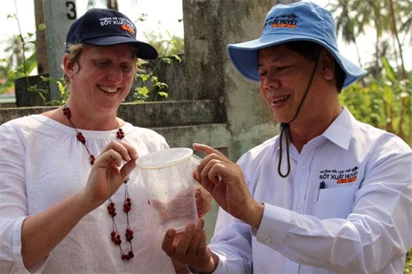 Anti-dengue mosquitoes, Vietnam economy, Vietnamnet bridge, English news about Vietnam, Vietnam news, news about Vietnam, English news, Vietnamnet news, latest news on Vietnam, Vietnam