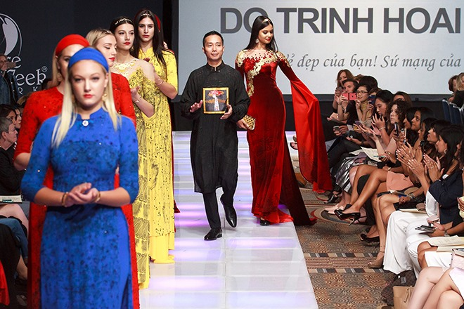 Do Trinh Hoai Nam selected as designer of year, entertainment events, entertainment news, entertainment activities, what's on, Vietnam culture, Vietnam tradition, vn news, Vietnam beauty, news Vietnam, Vietnam news, Vietnam net news, vietnamnet news, viet