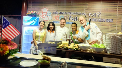 Hoi An International Food Festival to feature 12 famous chefs, entertainment events, entertainment news, entertainment activities, what's on, Vietnam culture, Vietnam tradition, vn news, Vietnam beauty, news Vietnam, Vietnam news, Vietnam net news, vietna