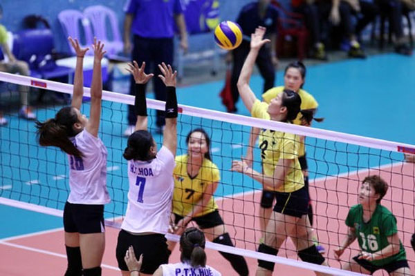 National volleyball championship, Vietnam economy, Vietnamnet bridge, English news about Vietnam, Vietnam news, news about Vietnam, English news, Vietnamnet news, latest news on Vietnam, Vietnam