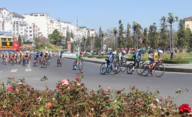 Binh Duong int'l women's cycling tournament opens, Sports news, football, Vietnam sports, vietnamnet bridge, english news, Vietnam news, news Vietnam, vietnamnet news, Vietnam net news, Vietnam latest news, vn news, Vietnam breaking news