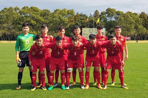 Vietnam's U16 team defeats Laos at regional tournament, Sports news, football, Vietnam sports, vietnamnet bridge, english news, Vietnam news, news Vietnam, vietnamnet news, Vietnam net news, Vietnam latest news, vn news, Vietnam breaking news