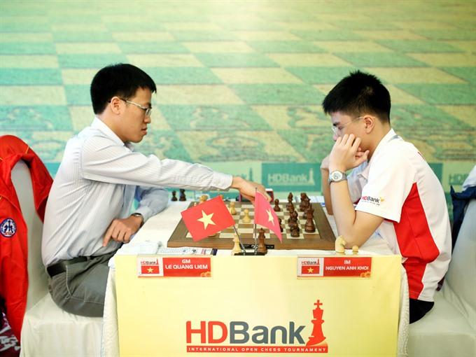 Prestigious HDBank tournament provides big bonus to chess masters, Sports news, football, Vietnam sports, vietnamnet bridge, english news, Vietnam news, news Vietnam, vietnamnet news, Vietnam net news, Vietnam latest news, vn news, Vietnam breaking news