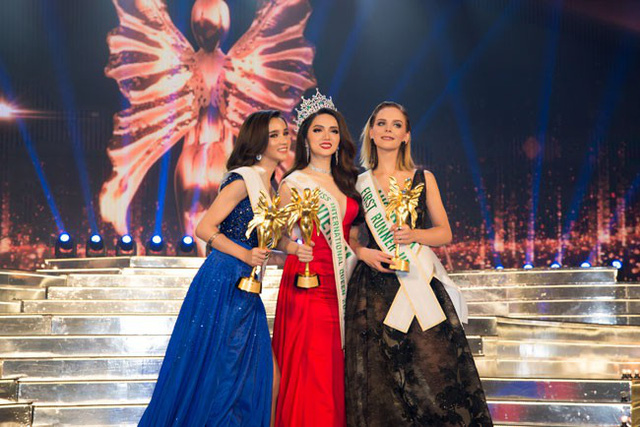 Vietnam's Huong Giang crowned in international transgender pageant, entertainment events, entertainment news, entertainment activities, what's on, Vietnam culture, Vietnam tradition, vn news, Vietnam beauty, news Vietnam, Vietnam news, Vietnam net news, v