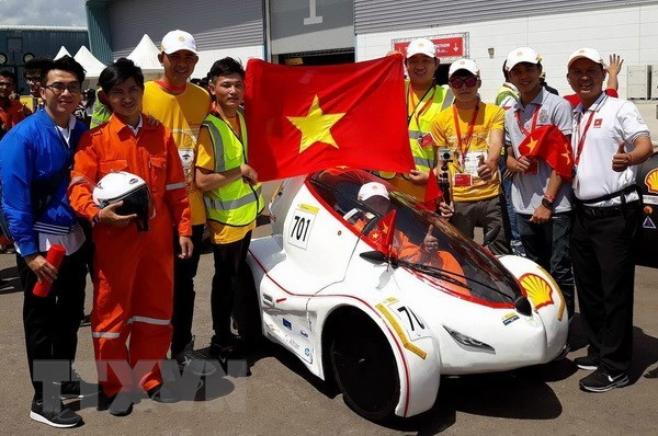 Win for Lac Hong University at Shell Eco-marathon Asia, IT news, sci-tech news, vietnamnet bridge, english news, Vietnam news, news Vietnam, vietnamnet news, Vietnam net news, Vietnam latest news, Vietnam breaking news, vn news