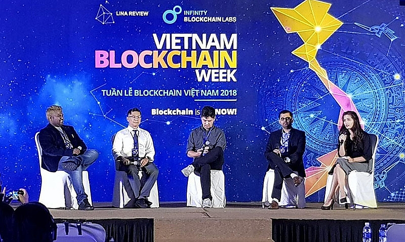 Blockchain technology to see bright future in Vietnam, IT news, sci-tech news, vietnamnet bridge, english news, Vietnam news, news Vietnam, vietnamnet news, Vietnam net news, Vietnam latest news, Vietnam breaking news, vn news