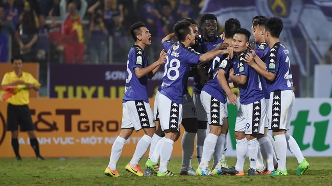 Hanoi FC off to good start in V.League 1-2018, Sports news, football, Vietnam sports, vietnamnet bridge, english news, Vietnam news, news Vietnam, vietnamnet news, Vietnam net news, Vietnam latest news, vn news, Vietnam breaking news