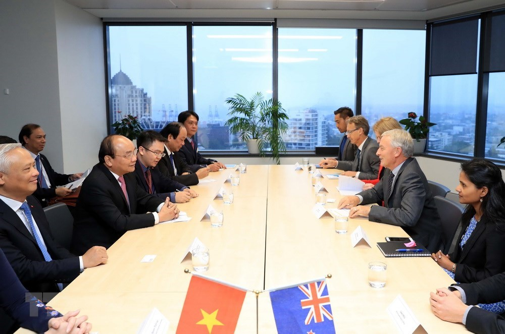 Activities of Prime Minister Nguyen Xuan Phuc in New Zealand, Government news, Vietnam breaking news, politic news, vietnamnet bridge, english news, Vietnam news, news Vietnam, vietnamnet news, Vietnam net news, Vietnam latest news, vn news