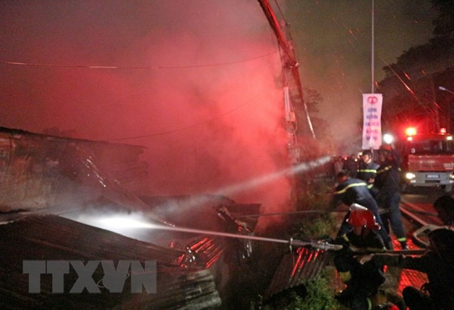Five killed in fire in Da Lat, social news, vietnamnet bridge, english news, Vietnam news, news Vietnam, vietnamnet news, Vietnam net news, Vietnam latest news, vn news, Vietnam breaking news