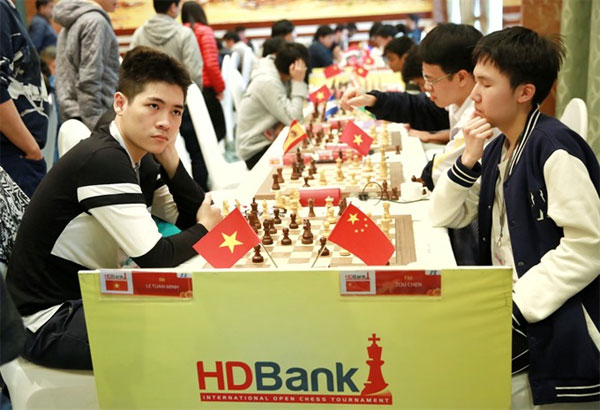 HDBank chess tournament, Vietnam economy, Vietnamnet bridge, English news about Vietnam, Vietnam news, news about Vietnam, English news, Vietnamnet news, latest news on Vietnam, Vietnam