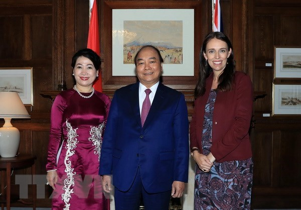 VN, NZ issue joint statement on advancing comprehensive partnership, Government news, Vietnam breaking news, politic news, vietnamnet bridge, english news, Vietnam news, news Vietnam, vietnamnet news, Vietnam net news, Vietnam latest news, vn news