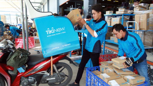 vietnam economy, business news, vn news, vietnamnet bridge, english news, Vietnam news, news Vietnam, vietnamnet news, vn news, Vietnam net news, Vietnam latest news, Vietnam breaking news, Amazon, Alibaba, Tiki