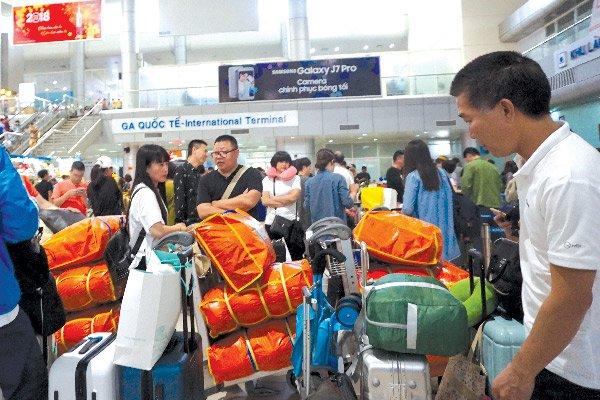 vietnam economy, business news, vn news, vietnamnet bridge, english news, Vietnam news, news Vietnam, vietnamnet news, vn news, Vietnam net news, Vietnam latest news, Vietnam breaking news, VNAT, Chinese travelers, GDP