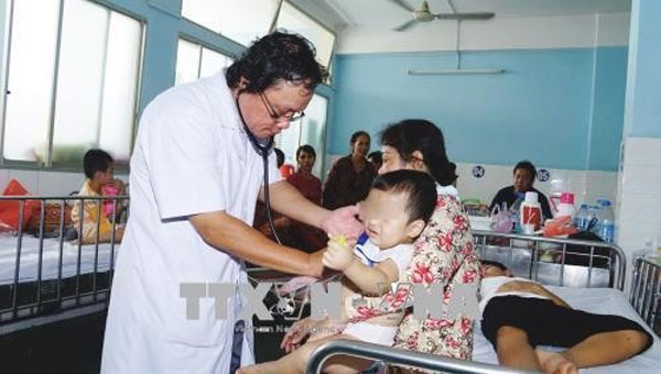 Children with meningitis, drug resistance, Vietnam economy, Vietnamnet bridge, English news about Vietnam, Vietnam news, news about Vietnam, English news, Vietnamnet news, latest news on Vietnam, Vietnam