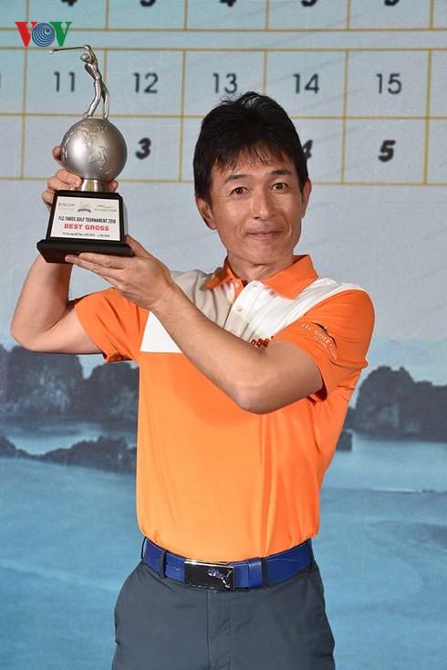 Japanese golfer wins FLC Faros Golf Tournament 2018, Sports news, football, Vietnam sports, vietnamnet bridge, english news, Vietnam news, news Vietnam, vietnamnet news, Vietnam net news, Vietnam latest news, vn news, Vietnam breaking news