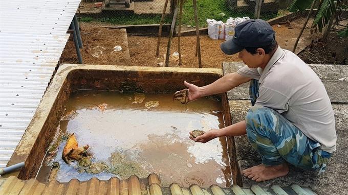 Quang Nam residents desperate for non-contaminated water, social news, vietnamnet bridge, english news, Vietnam news, news Vietnam, vietnamnet news, Vietnam net news, Vietnam latest news, vn news, Vietnam breaking news