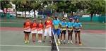 Viet Nam lose in junior Davis and Fed cups