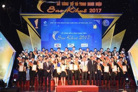 Sao Khue Awards nominations released, IT news, sci-tech news, vietnamnet bridge, english news, Vietnam news, news Vietnam, vietnamnet news, Vietnam net news, Vietnam latest news, Vietnam breaking news, vn news