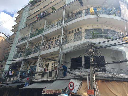 HCM City may fail in old apartment restoration target, social news, vietnamnet bridge, english news, Vietnam news, news Vietnam, vietnamnet news, Vietnam net news, Vietnam latest news, vn news, Vietnam breaking news
