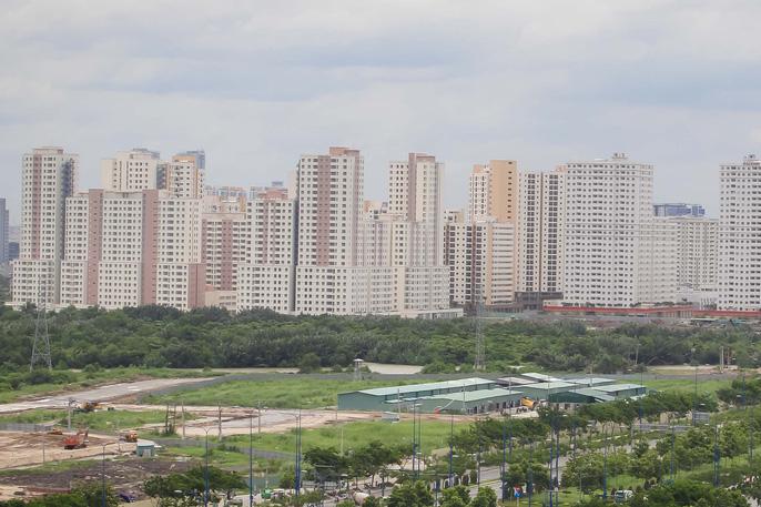 Huge resettlement area abandoned in HCM City, social news, vietnamnet bridge, english news, Vietnam news, news Vietnam, vietnamnet news, Vietnam net news, Vietnam latest news, vn news, Vietnam breaking news