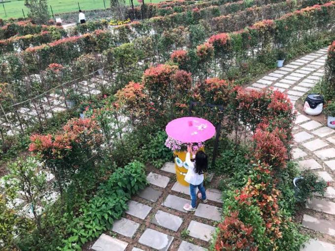 Indulging in a weekend retreat at Rose Park, travel news, Vietnam guide, Vietnam airlines, Vietnam tour, tour Vietnam, Hanoi, ho chi minh city, Saigon, travelling to Vietnam, Vietnam travelling, Vietnam travel, vn news