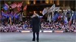 Russia election: Vladimir Putin wins by big margin