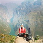 Young man completes 113-day Vietnam hike
