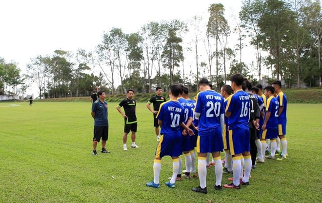 Gia Lai to host int'l U19 football tournament, Sports news, football, Vietnam sports, vietnamnet bridge, english news, Vietnam news, news Vietnam, vietnamnet news, Vietnam net news, Vietnam latest news, vn news, Vietnam breaking news