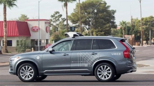 Uber, fatal accident, self-driving car tests, halt