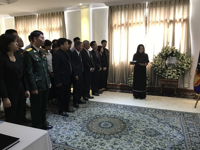 Late PM Phan Van Khai remembered abroad, Government news, Vietnam breaking news, politic news, vietnamnet bridge, english news, Vietnam news, news Vietnam, vietnamnet news, Vietnam net news, Vietnam latest news, vn news